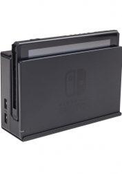 Black Nintendo Switch wall mount