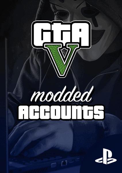 Stacked GTA account