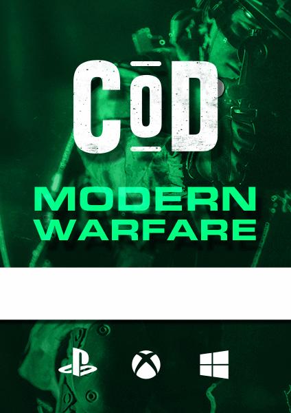 Modern Warfare stats boosting
